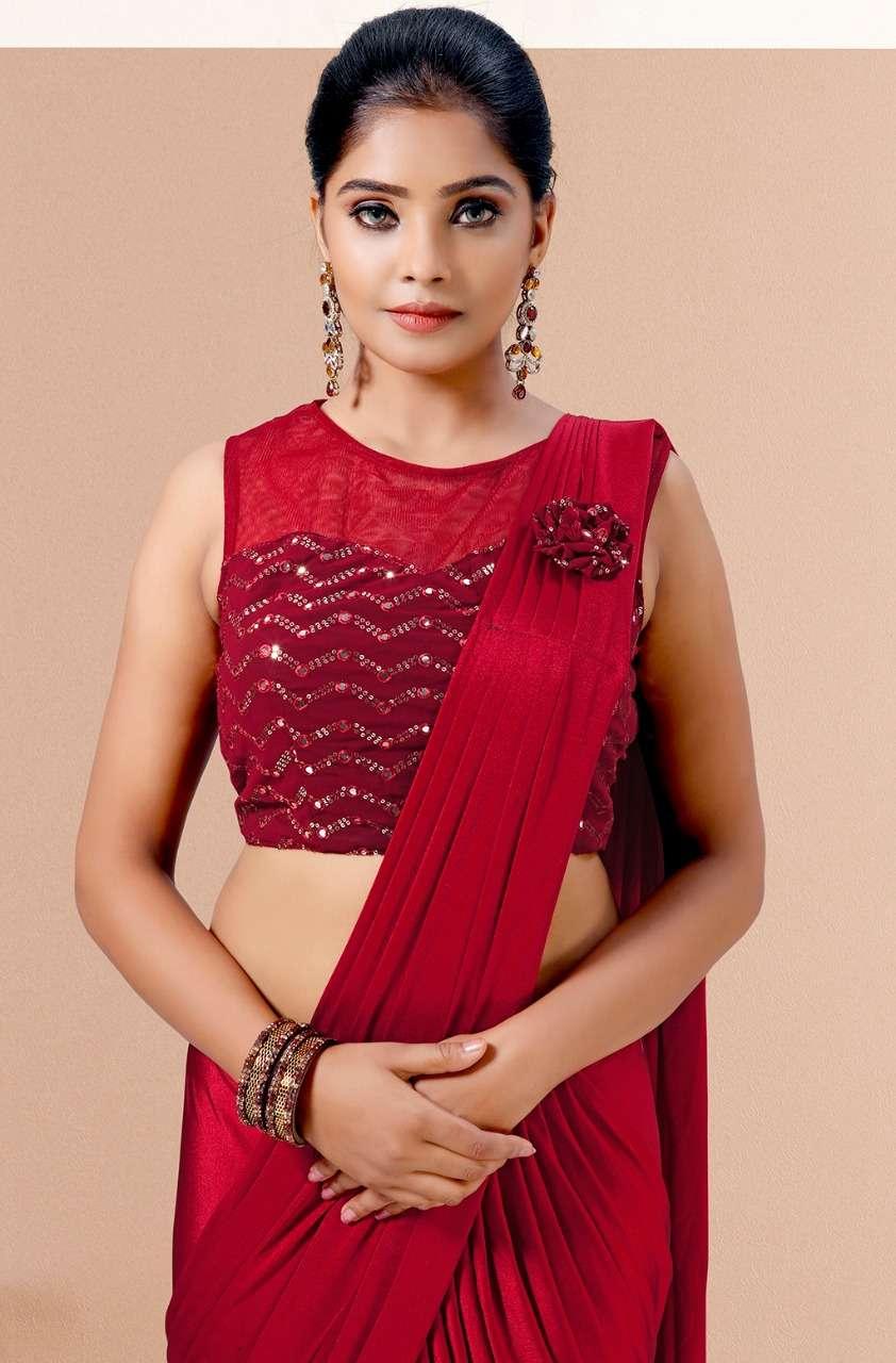 amoha trendz 3015573 series stylish designer saree catalogue wholesale price surat