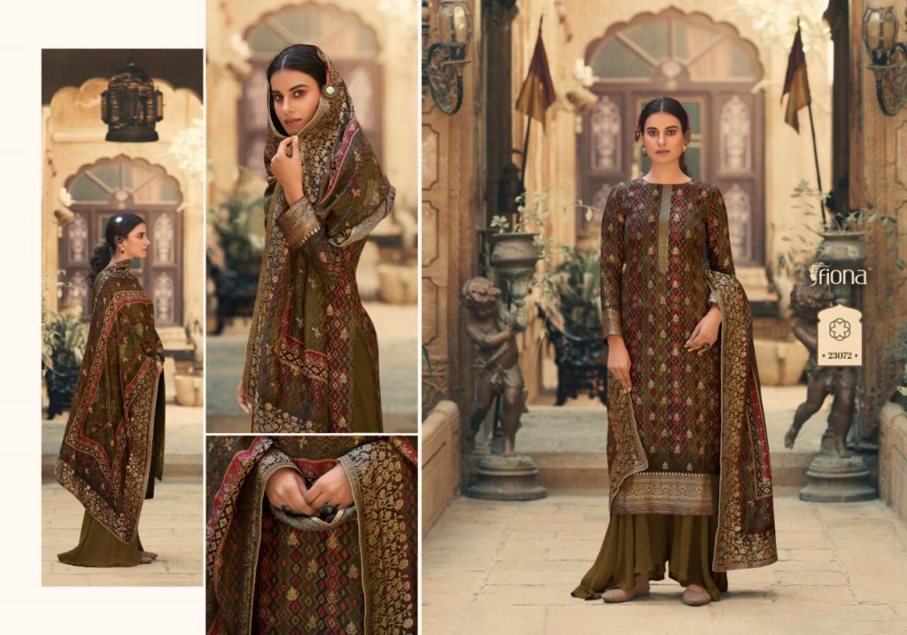 fiona saanvi series party wear salwar kameez pratham exports