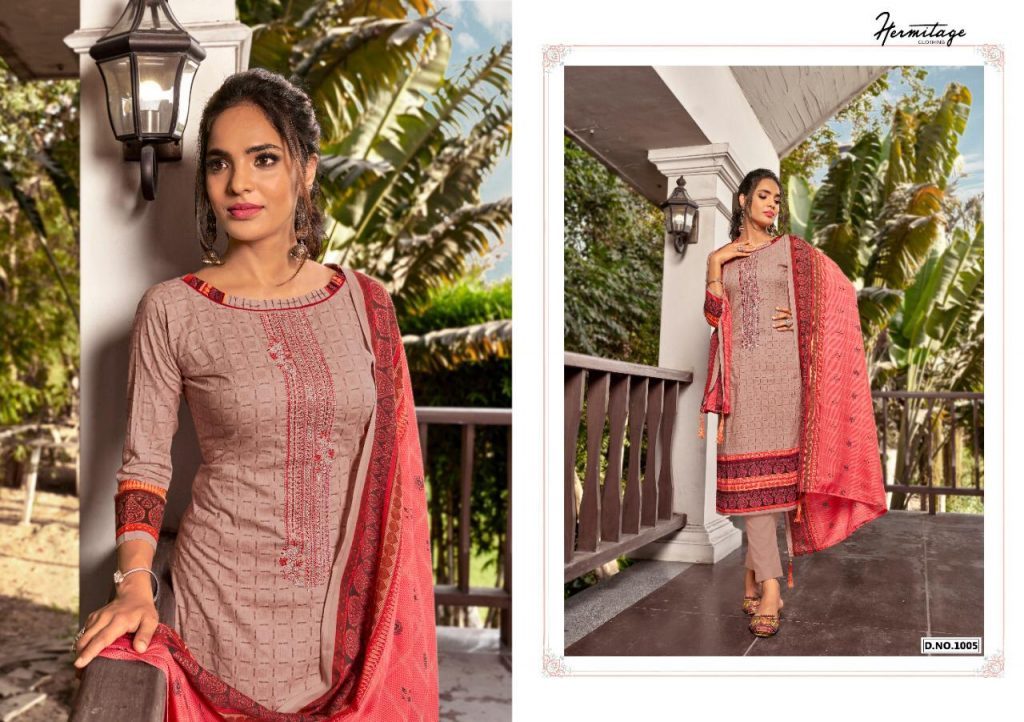 hermitage clothing riwayat catalog wholesale at pratham fashion