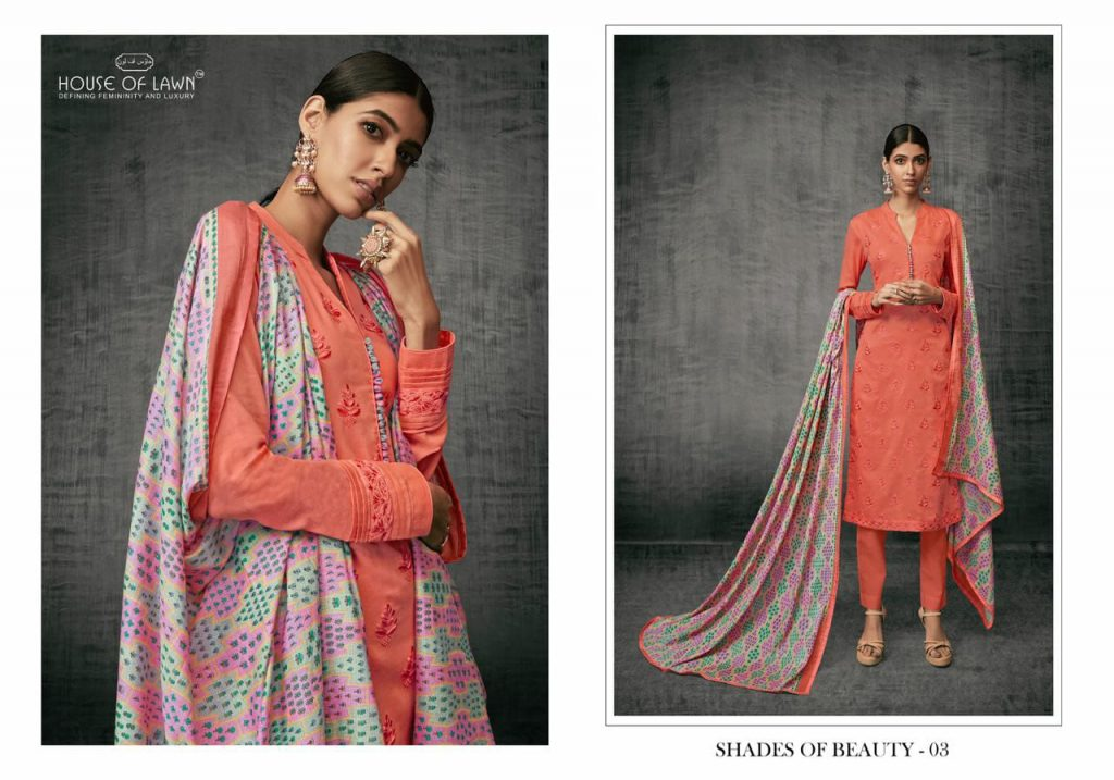 house of lawn shades of beauty catalogue wholesale online pratham fashion