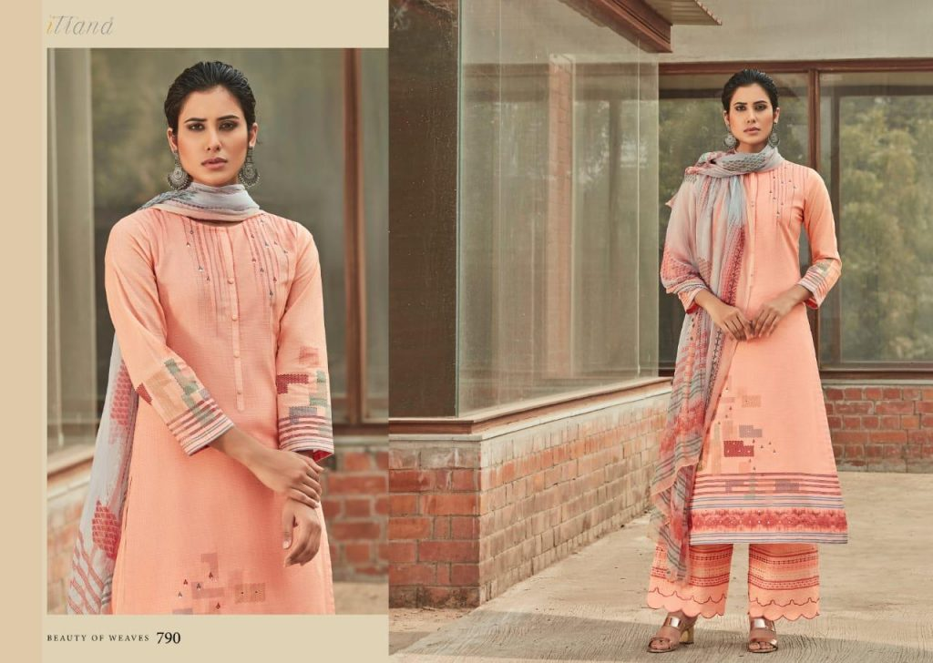 itrana beauty of weaves catalogue wholesale at pratham fashion