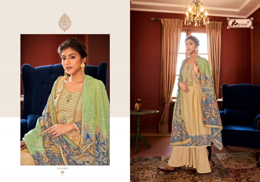kesar iris catalogue collection wholesale price at pratham exports