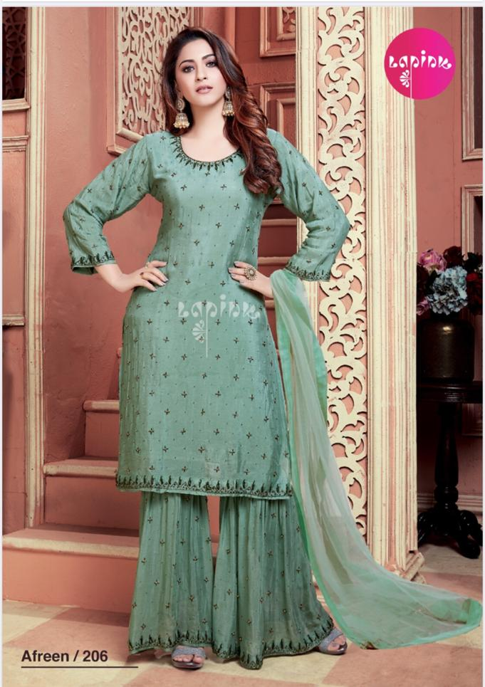 la pink afreen vol catalog wholesale price