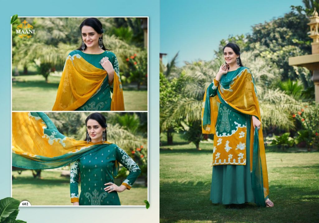 maani vol catalog wholesale salwar kameez collection
