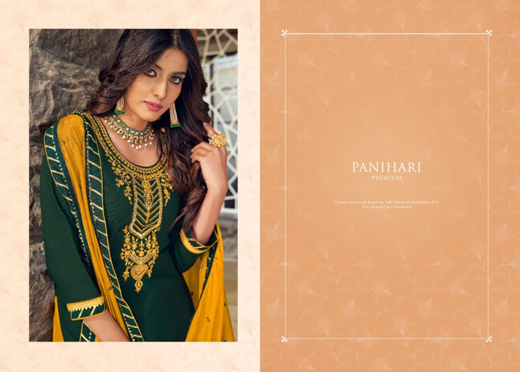 rangoon panihari premium catalogue wholesale pratham exports