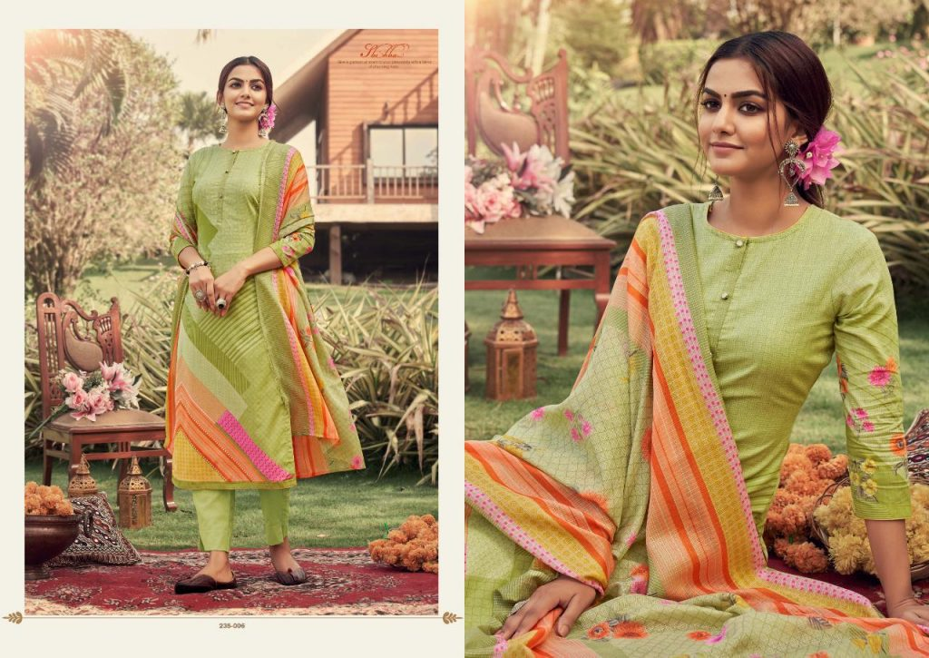 sargam prints shikha catalog wholesale supplier surat