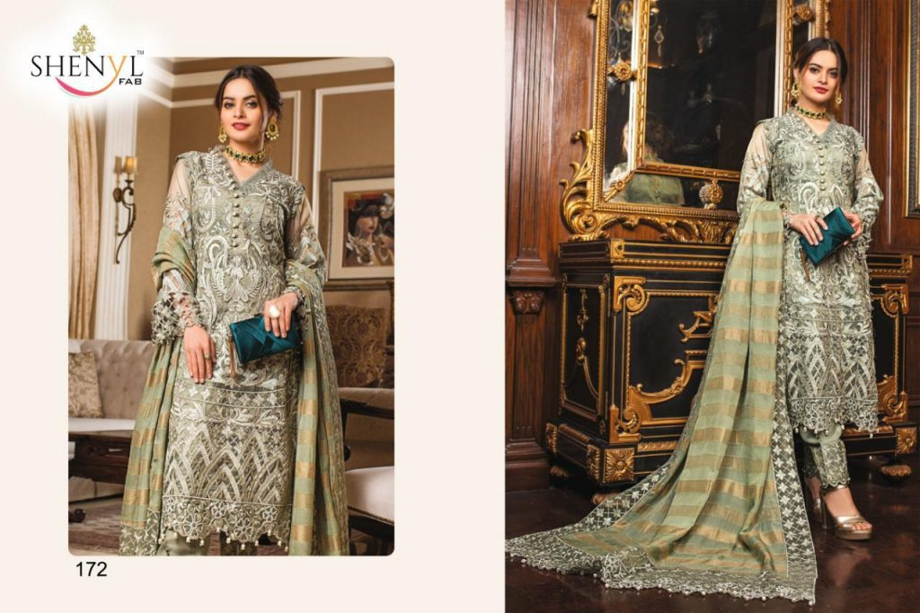 shenyl fab alzohaib wedding edition catalogue wholesale at pratham fashion