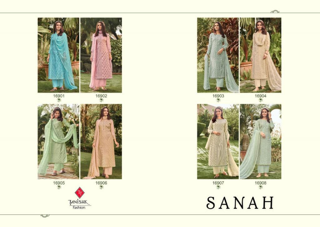 tanishk fashion sanah catalog wholesale price